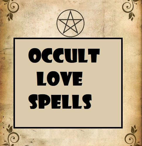 occult love spells